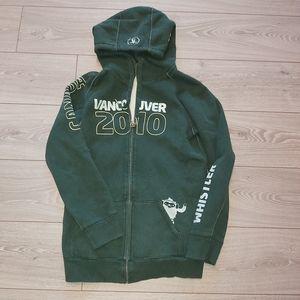 Vintage olympic Whistler hoodie